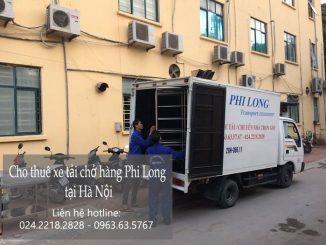 Dịch vụ taxi tải Phi Long tại phường Thành Công