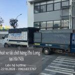 Dịch vụ taxi tải tại phố Quỳnh Mai