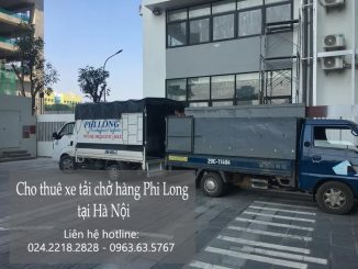 Dịch vụ cho thuê xe tải tại phường Kim Mã