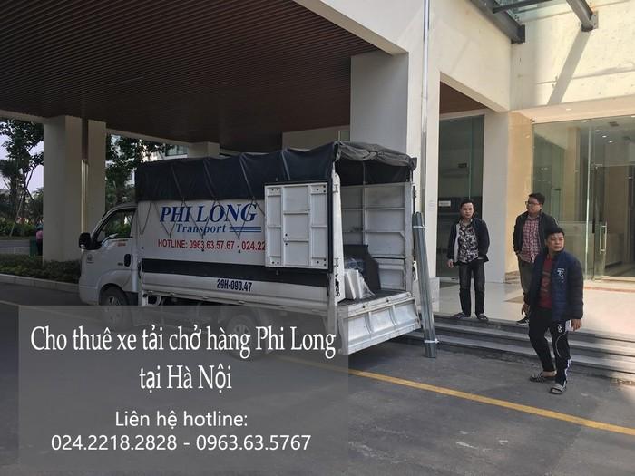 Dịch vụ taxi tải Phi Long chất lượng tại phố Nguyễn Cao