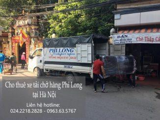 Dịch vụ taxi tải Phi Long tại đường Ngọc Hồi