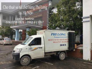 Taxi tải Phi Long tại phố Hai Bà Trưng 2019