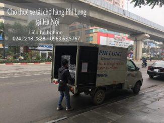 Quy trình giao nhận hàng hóa của Taxi tải Phi Long