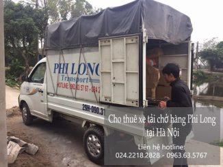 Dịch vụ taxi tải tại phố Đỗ Đình Thiện