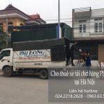 Taxi tải Phi Long tại phố Kẻ Tạnh