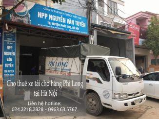 Dịch vụ taxi tải Phi Long tại phố Đỗ Xuân Hợp