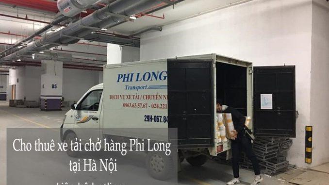 Xe tải thùng kín của Phi Long