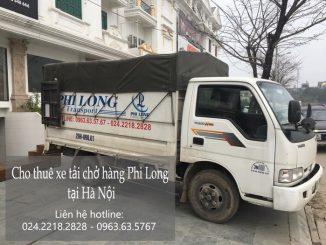 Dịch vụ taxi tải Phi Long tại phố Hoàng Sâm