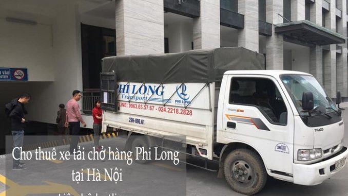 Taxi tải Phi Long tại phố Kiêu Kỵ