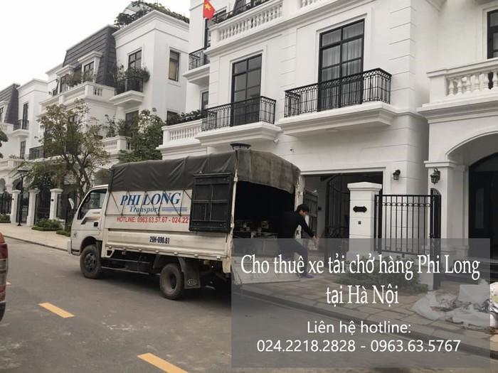 Taxi tải Phi Long giảm giá đầu năm 2019