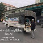 Cho thuê xe tải chở hàng tại phường Thanh Xuân Bắc