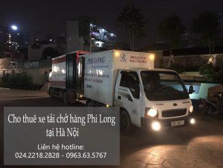Taxi tải Phi Long tại phố Keo