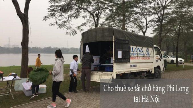 Taxi tải Phi Long tại phố Yên Thường