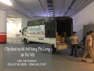 Taxi tải Phi Long tại phố Chùa Quỳnh