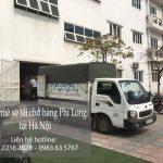 Dịch vụ taxi tải Phi Long tại phố Hoàng Công Chất