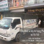 Taxi tải Phi Long tại phố Phú Thị