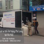 Dịch vụ taxi tải Phi Long tại phố Bùi Ngọc Dương