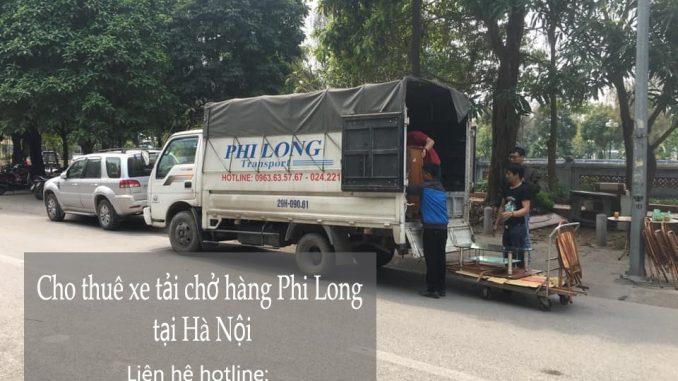 Taxi tải giá rẻ Phi Long tại phố Nguyễn Quang Bích
