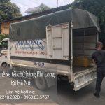 Taxi tải Phi Long tại phố Cửu Việt