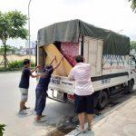 Dịch vụ taxi tải Phi Long tại khu đô thị Việt Hưng
