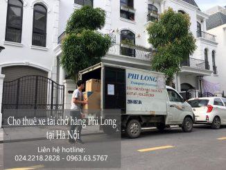 Dịch vụ taxi tải Phi Long tại phố Viên