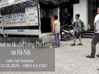 Dịch vụ taxi tải Phi Long tại phố Do Nha