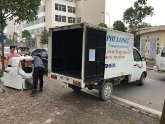 Dịch vụ taxi tải Phi Long tại phố Hoàng Liên