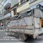 Dịch vụ taxi tải Phi Long tại phố Quang Lai