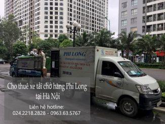 Taxi tải Phi Long tại phố Bắc Hồng