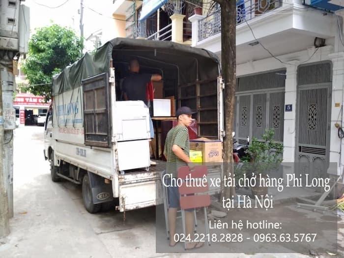 Dịch vụ thuê xe tải tại phố Nguyễn Công Thái