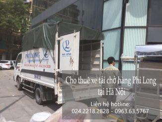 Dịch vụ thuê xe tải tại phố Yên Duyên