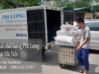 Phi Long cho thuê xe tải tại phố Phan Phù Tiên