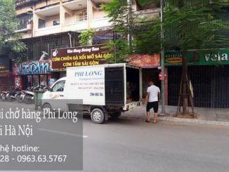 Phi Long cho thuê xe tải tại phố Vũ Thạnh