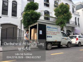 Dịch vụ vận tải Hà Nội tại phố Trần Nguyên Đán