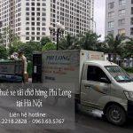 Phi Long dịch vụ taxi tải tại xã Võng La