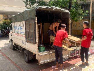 Taxi tải chất lượng cao Phi Long tại phường Ngọc Hà