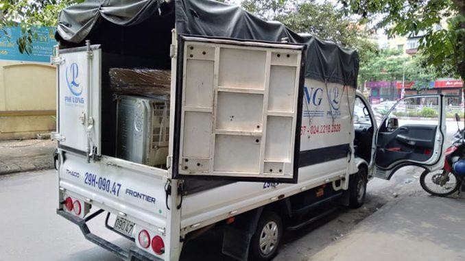 Phi Long cho thuê xe tải tại phường Giang Biên