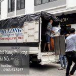Dịch vụ xe tải giá rẻ Phi Long tại đường Nguyễn Khoái