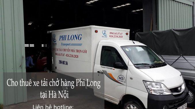 Dịch vụ cung cấp xe tải vận chuyển tại xã Vạn Phúc