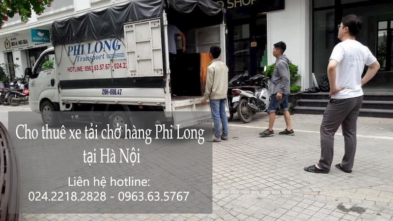Vận chuyển giá rẻ trọn gói Phi Long tại phố An Xá