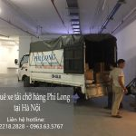 Công ty vận chuyển giá rẻ Phi Long tại phố Đặng Tiến Đông