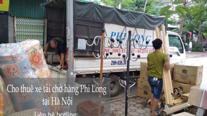 Hãng xe tải giá rẻ Phi Long phố Đỗ Quang