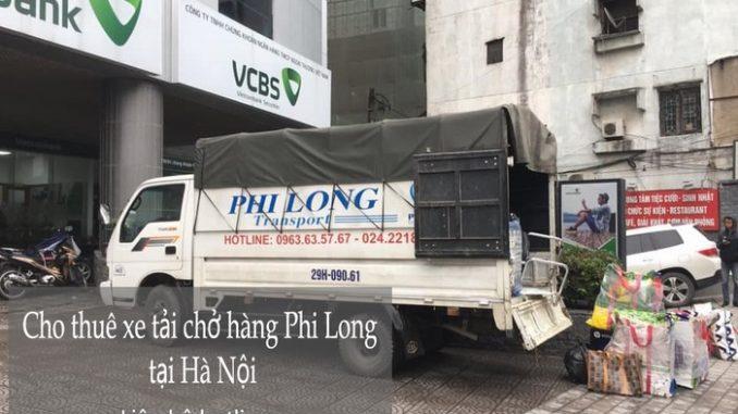 Xe tải Phi Long cho thuê tại xã Đồng Tiến