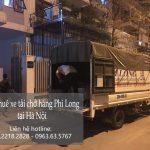 Xe vận tải Phi Long tại xã Hợp Đồng
