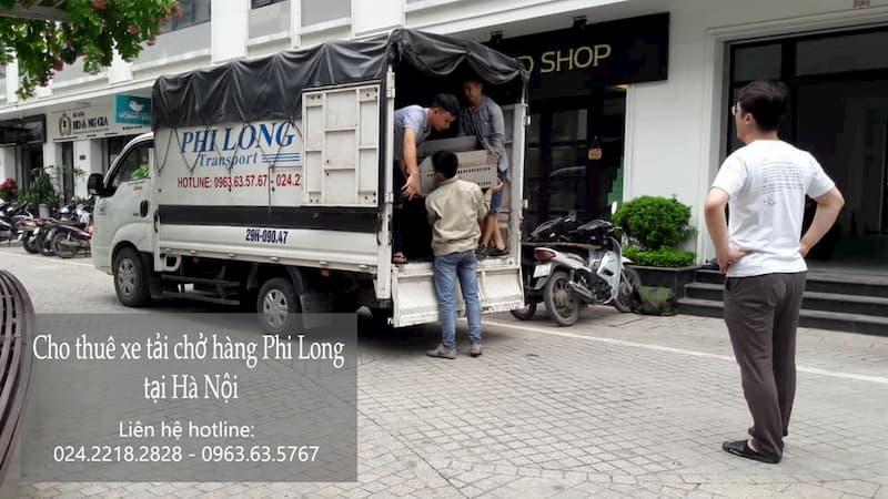 Taxi tải chất lượng Phi Long phố Ái Mộ