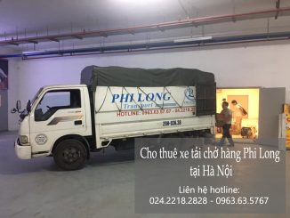 Taxi tải vận chuyển giá rẻ tại xã An Thượng