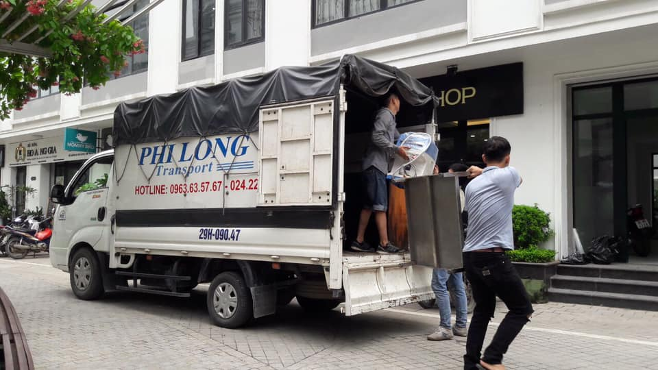 Công ty Phi Long chuyên vận chuyển tại xã La Phù