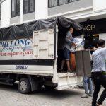 Công ty Phi Long cho thuê xe tải tại xã Sơn Đồng