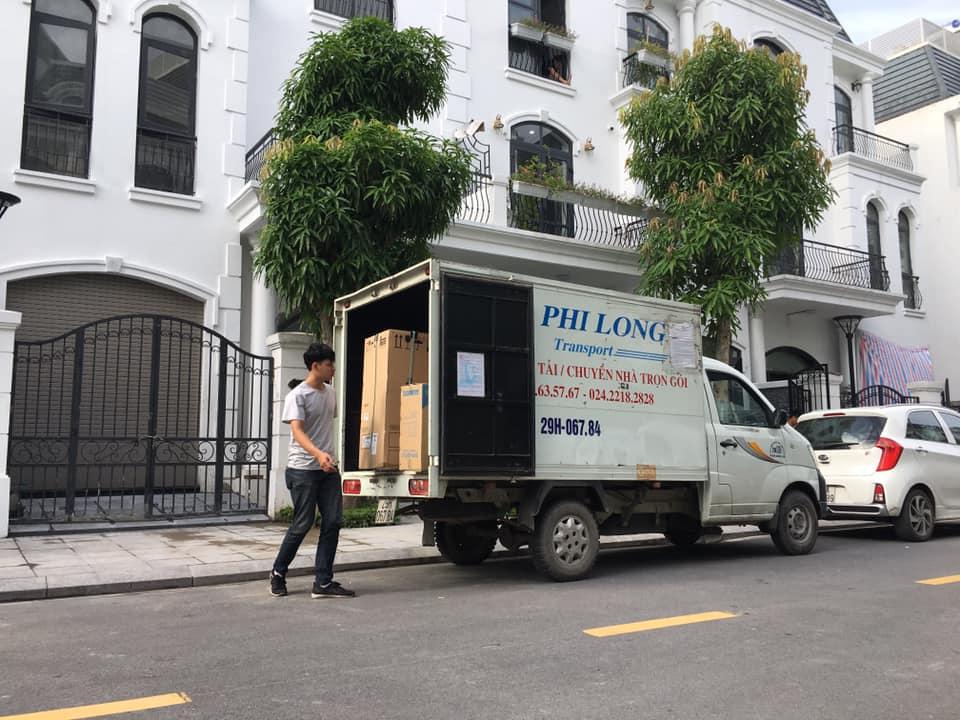 Taxi tải vận chuyển giá rẻ Phi Long tại xã An Thượng