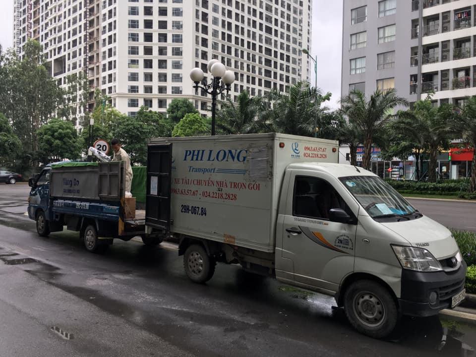 Taxi tải chất lượng cao tại xã Hội Xá